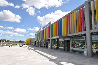 Varna Airport - Image: VAR Terminal 2