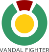 Logótipo do Vandal Fighter.