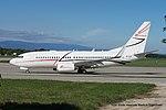 VP-CLR Boeing B737-7EB W BBJ B737 - LUK Aviation (21571468428).jpg