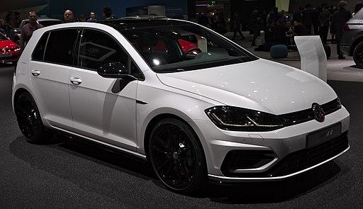 VW Golf R Performance Genf 2019 1Y7A5507