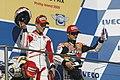 Valentino Rossi, Casey Stoner and Dani Pedrosa 2009 Phillip Island.jpg