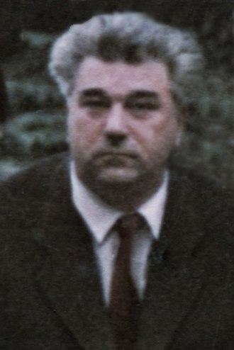 Bulgarian Communist Party - Image: Valko Chervenkov