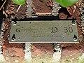 Van Ghestellaanbrug - Hillegersberg - Rotterdam - Number plate.jpg