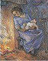 Van Gogh - Der Mann ist auf See (nach Demont-Breton).jpeg