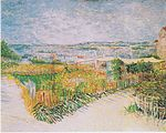 Vincent van Gogh in Paris: Montmartre