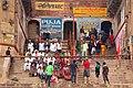 Varanasi, India (23534761755).jpg