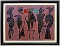 Vassily kandinsky, cerchio e quadrato, 1943.JPG