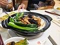 Vegetarian steamed rice in Gala Veggie.jpg