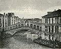 Venezia ponte di Rialto in attesa della regata.jpg