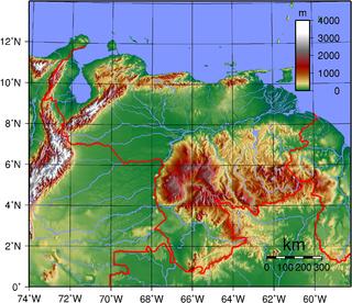 Agriculture in Venezuela