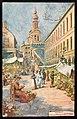 Venice. Flower Market & Rialto Bridge. (NBY 443388).jpg