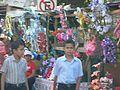 Ventas de flores para el dia de los difuntos. - panoramio.jpg