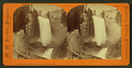 Vernal Fall, height, 400 feet, Yosemite Valley, Cal, by Hazeltine, M. M. (Martin M.), 1827-1903.png