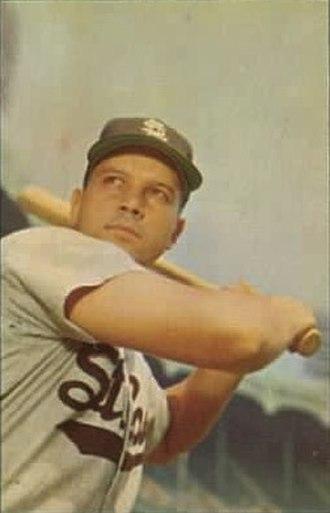 Vic Wertz - Wertz with the St. Louis Browns in 1953