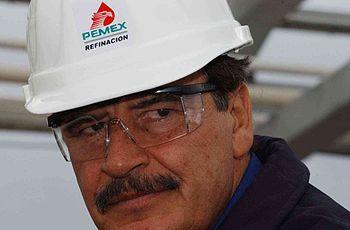 Vicente Fox Pemex