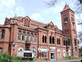 Cinema of India - Victoria Public Hall, is a historical building in Chennai, named after Victoria, Empress of India. It served as a theatre in the late 19th century and the early 20th century.