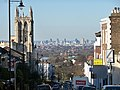 View down Gipsy Hill - geograph.org.uk - 1778304.jpg