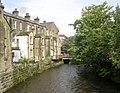 View from Victoria Bridge - Water Street, Sowerby Bridge - geograph.org.uk - 989676.jpg