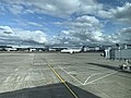 View from waiting area in Glasgow International Airport 04.jpg
