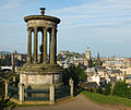 View of Edinburgh from Calton Hill 2014 05.JPG