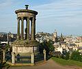 View of Edinburgh from Calton Hill 2014 05.JPG