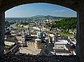 View of Salzburg from Hohensalzburg Castle. Austria.jpg