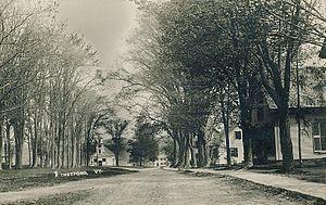 Thetford, Vermont - Thetford in 1912