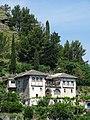 View of Traditional Fortified Dwelling - Gjirokastra - Albania (28538732068).jpg