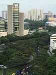 View of University Town from Kent Vale, National University of Singapore - 20151219.jpg