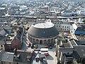View over Cork from St. Anne's Church, Cork - The Firkin Crane Centre - panoramio.jpg
