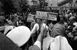 View showing Ronald Reagan campaigning in Jacksonville during the 1980 presidential election.jpg