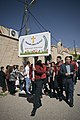 Views around the Chaldean Catholic town of alQosh during the 2018 festival and parade for Palm Sunday 01.jpg