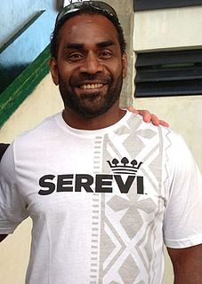 Viliame Satala Fijian rugby union player