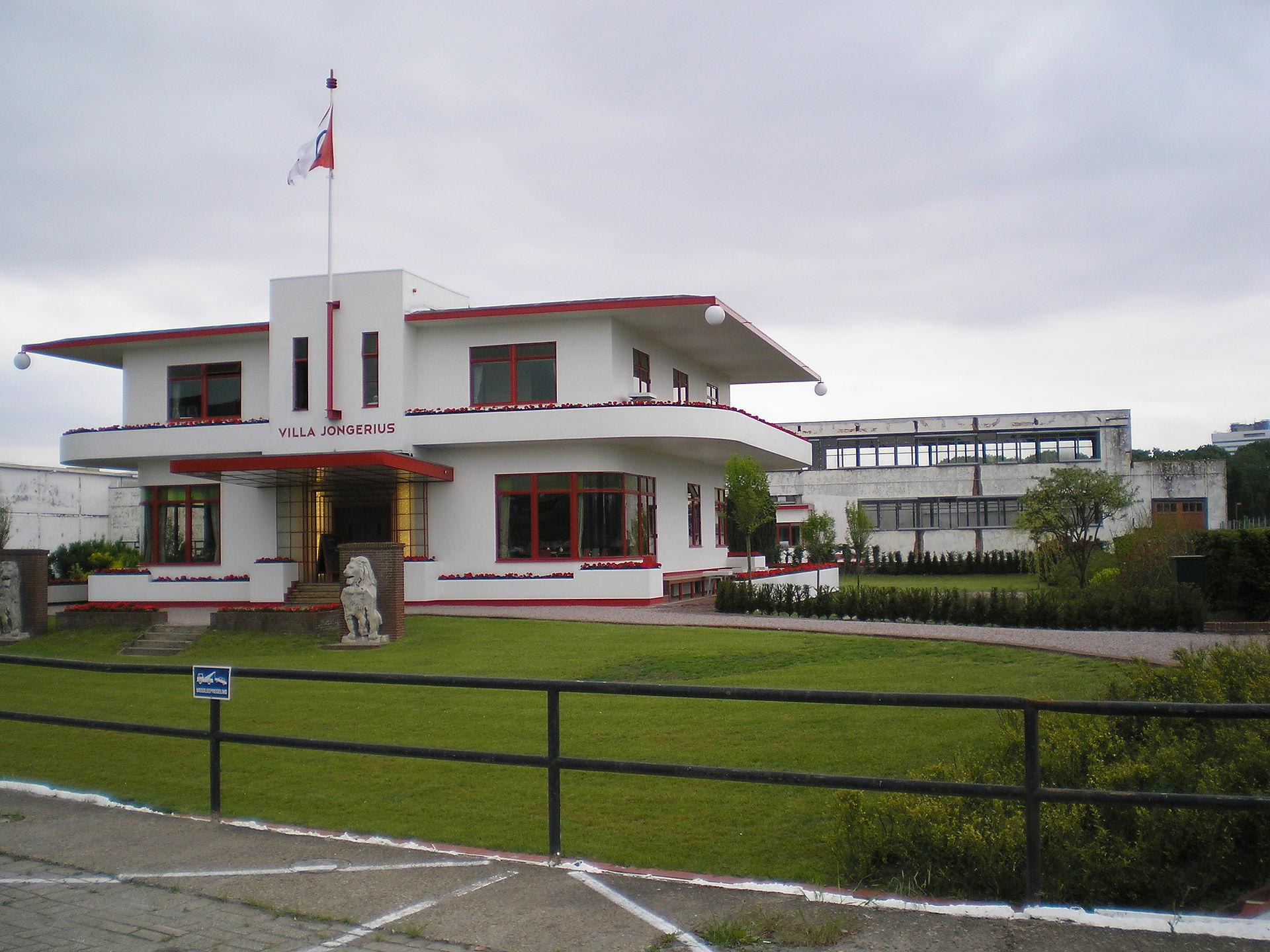 Villa jongerius wikipedia - Deco buitenkant huis ...