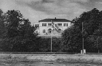 Mikkelborg, Hørsholm - Villa Mikkelborg