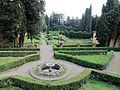 Villa schifanoia, giardino, prima terrazza 03.JPG