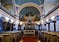Vilnius Choraline Sinagoga Innen Langhaus 3.jpg