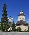 Vimpeli Church and bell tower 20180716.jpg