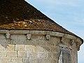 Vindelle église modillons chevet (8).jpg