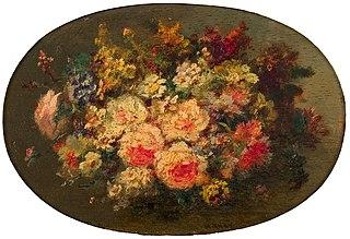 Boeket (Bouquet de roses)
