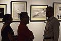 Visitors - Group Exhibition - PAD - Kolkata 2016-07-29 5489.JPG