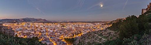 Vista de Sagunto, Espana, 2015-01-03, DD 23-31 HDR PAN
