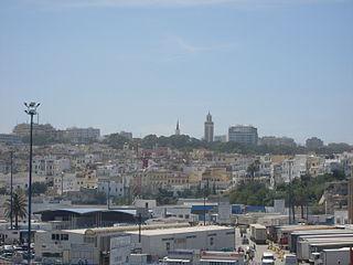 Bild von Tanger طنجة