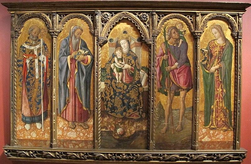 File:Vittore crivelli, polittico, 1480 ca.JPG