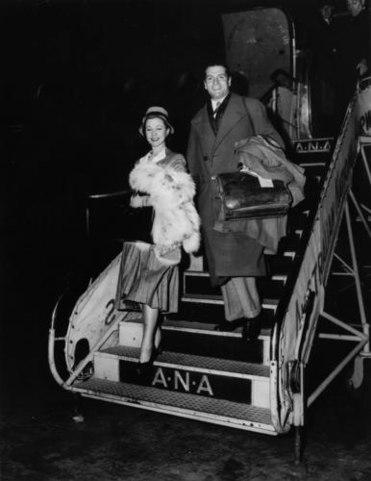 Вивьен и Лоренс Оливье (1948)