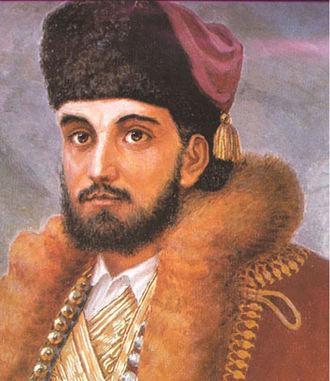Petrović-Njegoš dynasty - Image: Vladika danilo 172950031