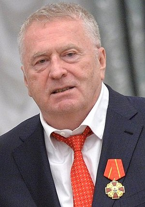 Russian legislative election, 2021 - Image: Vladimir Zhirinovsky in 2015