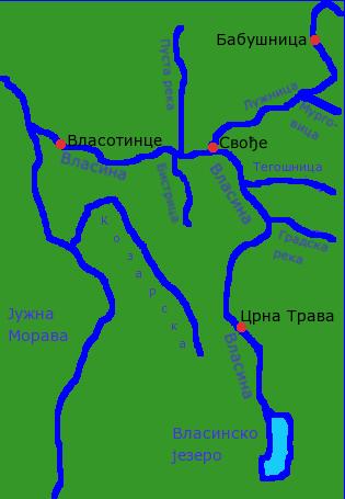 Vlasina-hidrosistem