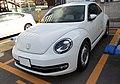 Volkswagen The Beetle Special Bug (DBA-16CBZ) front.JPG