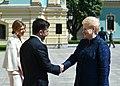 Volodymyr Zelensky 2019 presidential inauguration 35.jpg